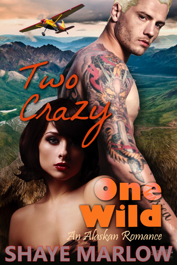 Two Crazy, One Wild cover